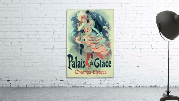 Palais de Glace Vintager Poster