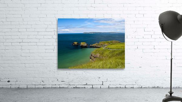 Northern Ireland Coast View