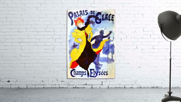 Palais de Glace by Cheret