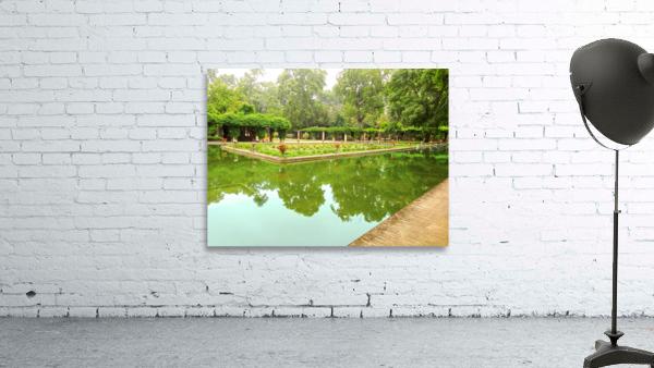 Lotos Pond - Estanque de Los Lotos - Parque de Maria Luisa - Seville Spain