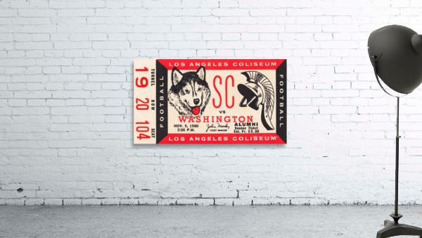 1960 USC Trojans vs. Washington Huskies