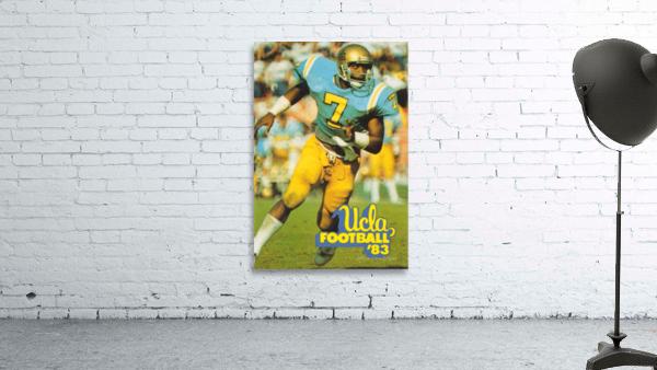 1983 UCLA Bruins Football Poster