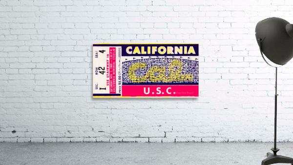 1969 Cal Bears vs. USC Trojans