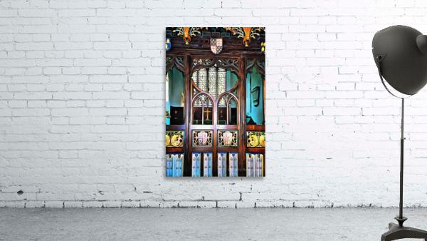Lound Church Rood Screen 1