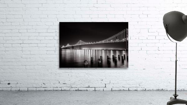 Bay Bridge Black & White