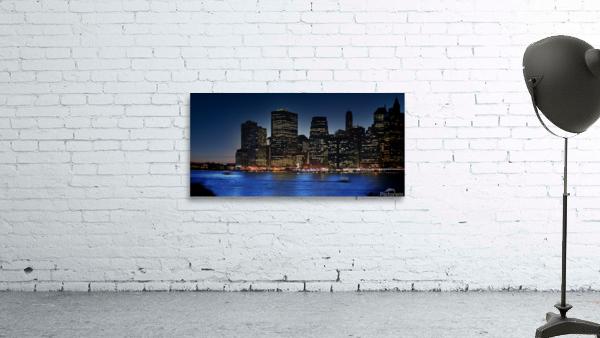 Brooklyn   USA Skyline