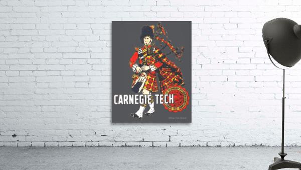 1950s Carnegie Tech Tartans Vintage Art   Row 1
