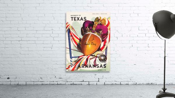 1948 Texas Longhorns vs. Arkansas Razorbacks | Row 1