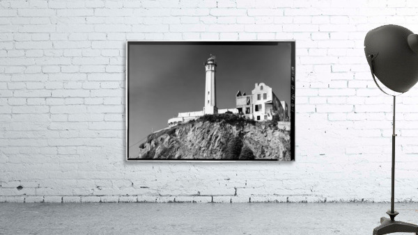 Alcatraz Lighthouse, California
