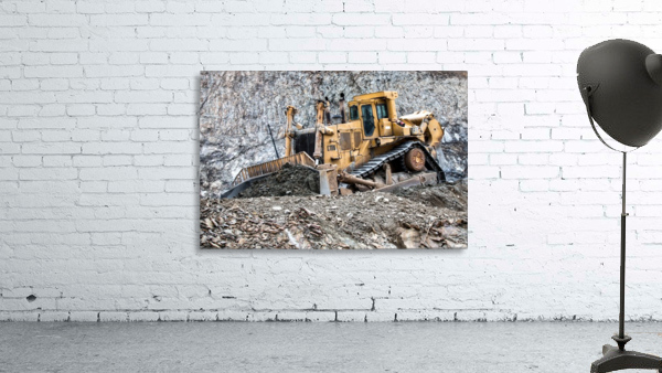 Earth Mover Print