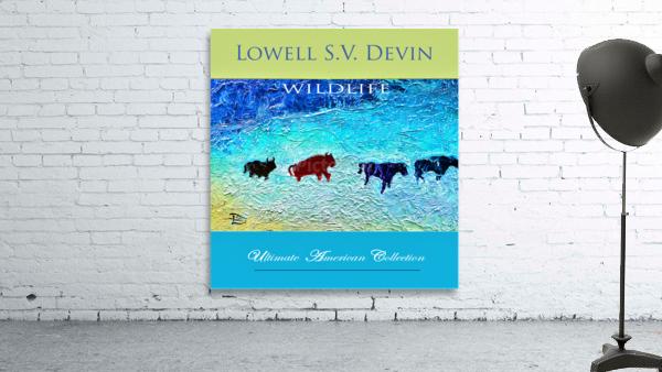 Devin Wildlife UAC Show Poster