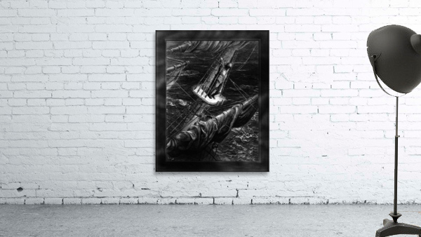 I Had Done a Hellish Thing by Gustave Dore Classical Fine Art Xzendor7 Old Masters Reproductions