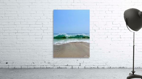 Crashing Waves - Malibu CA