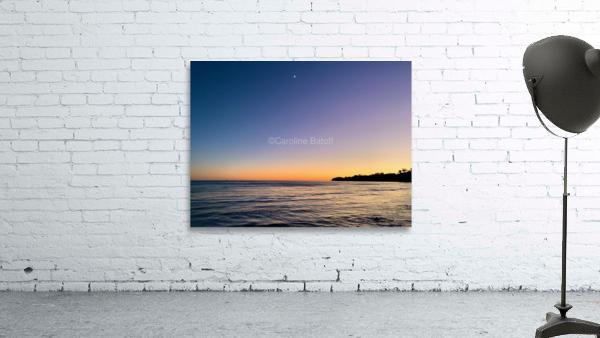 Sunset Moon - Malibu CA