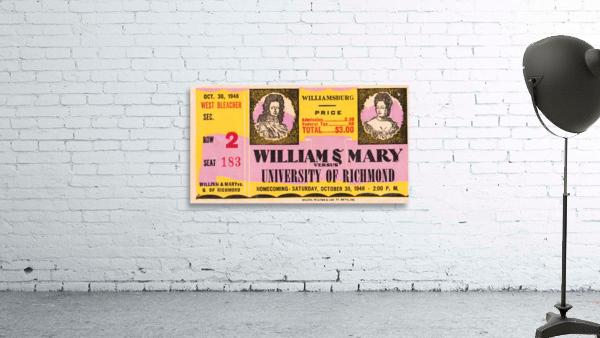1948 William and Mary vs. Richmond