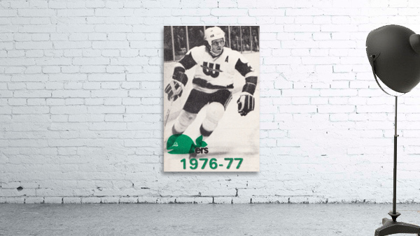 1976 New England Whalers Art