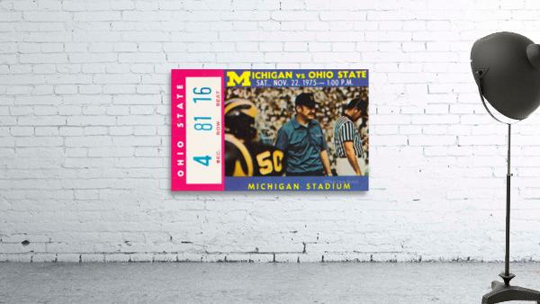 1975 Ohio State vs. Michigan