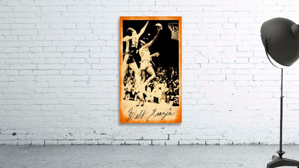 1976 New York Knicks Walt Frazier Art