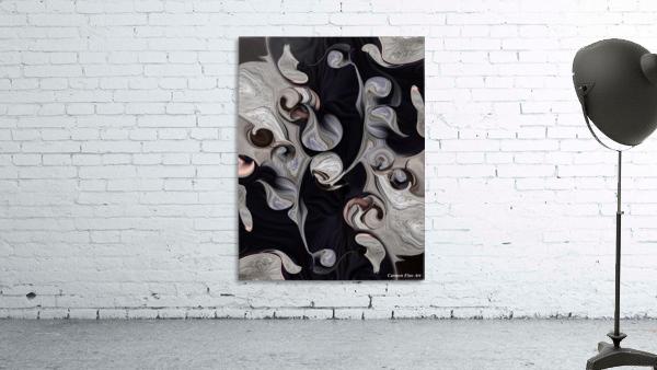 Hallucinogenic Altarpiece Decomposed Print
