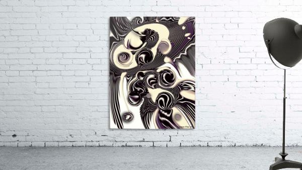 Perceptive Formation Print