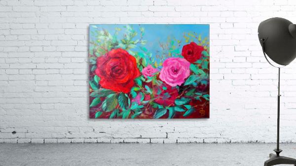 Roses challenge.