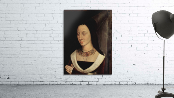 Portrait of Maria Portinari, 1475