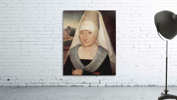 Portrait of an old woman, 1472