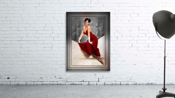 Picture Pretty by Gil Elvgren Classic Xzendor7 Old Masters Reproductions