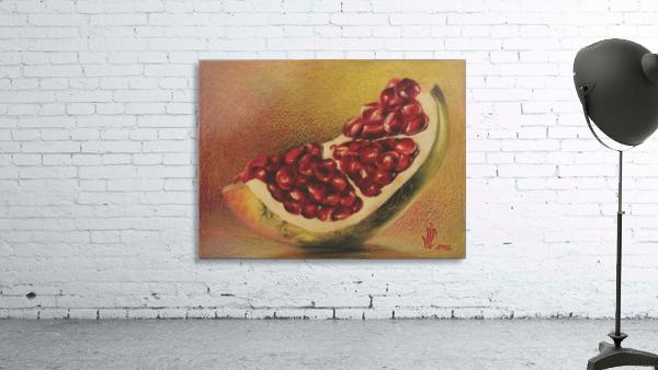 pomegranate by Vali Irina Ciobanu