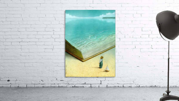 Ocean Print
