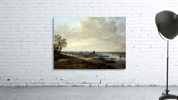 Panorama Landscape with a View of Arnhem