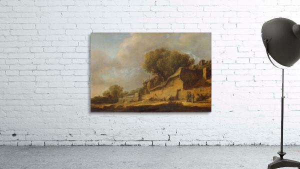 Landscape with a Peasant Cottage