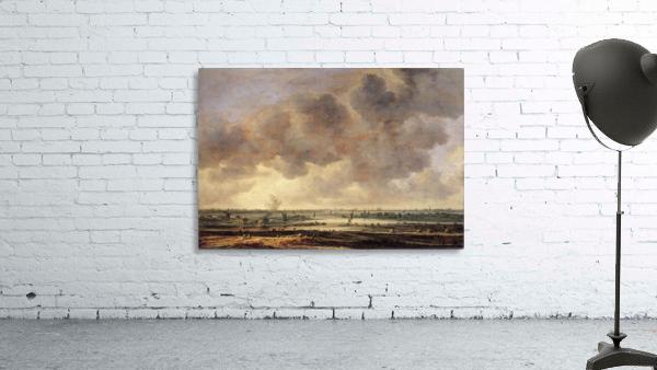 View of the Haarlemmermeer