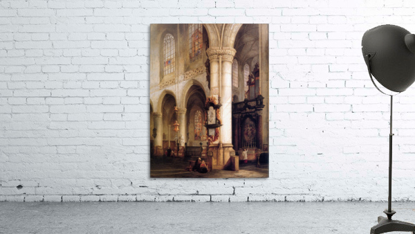 St Jacobskerk Antwerpen Sun