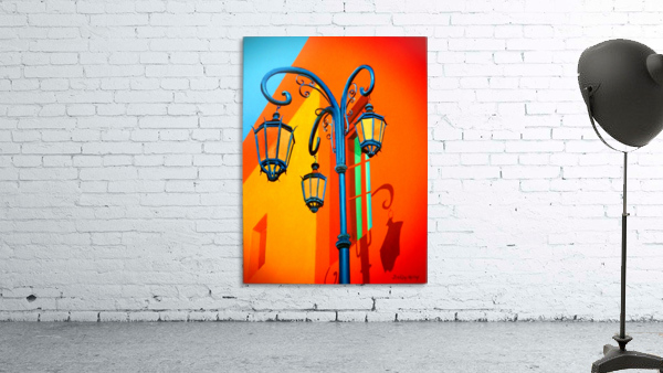 La Boca Lamp Shadows II
