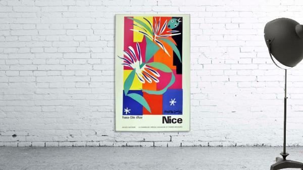 Henri Matisse Original vintage poster for Nice