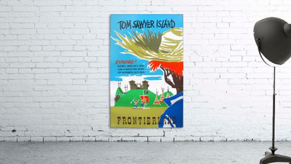 Tom Sawyer Island Poster