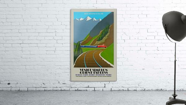 Simplon Orient Express The Alpine Route