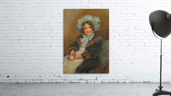 Joyce, daughter of Arthur E J Hinchcliffe Esq