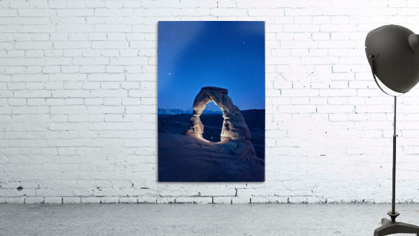 Delicate Arch Night