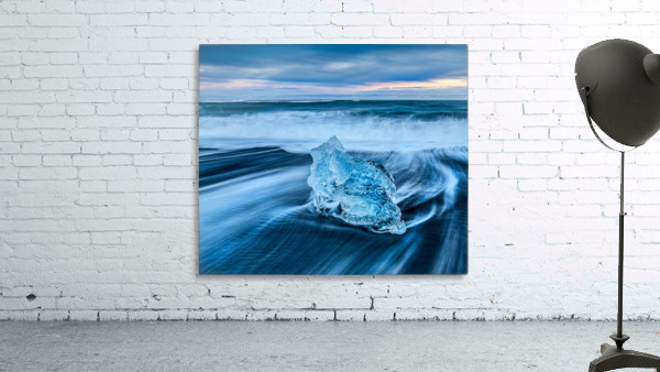 Jokulsarlon Ice Beach, Iceland