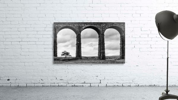 Settle Carlisle Viaduct Yorkshire England