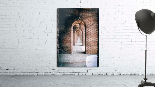 Infinite Arches-Tunnel
