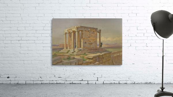 The Temple of Athena Nike