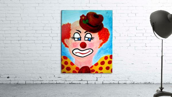 Masker, The sad Clown