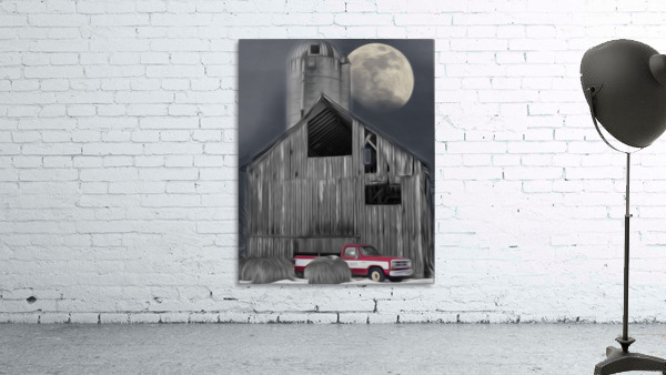Evening at the Barn