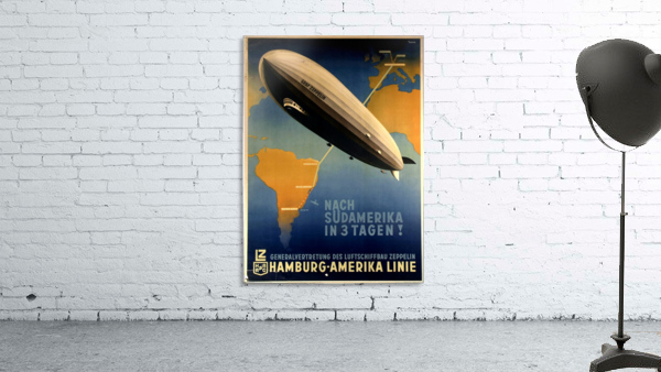 Graf Zeppelin to Argentina