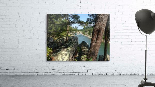View of the Potomac at Great Falls