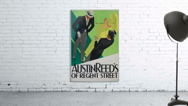 Austin Reed of Regent Street poster