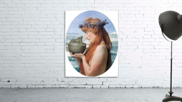 Pandora by Alma-Tadema